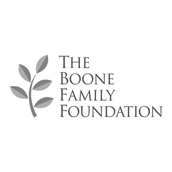 The Boone Family Foundation is a partner of Heart House Dallas